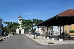 Lamagistere square