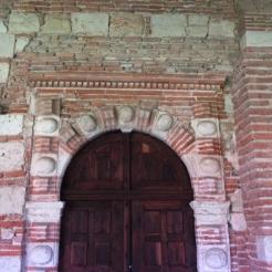 Cloisters door detail