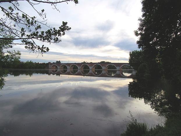 Tarn Pont Napoleon Moissac