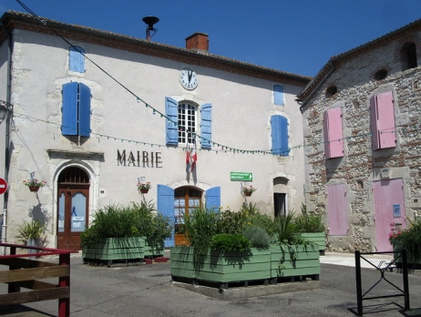 Serignac Mairie
