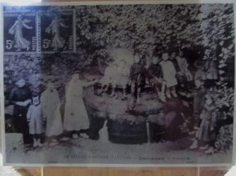 Damazan fontaine des anglais