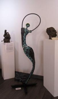 Metal sculture