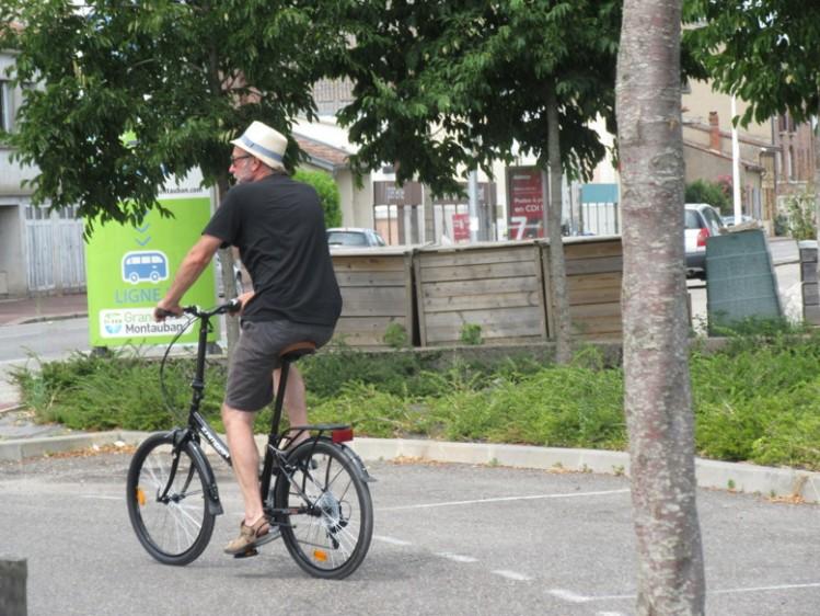 Mntauban bike ride