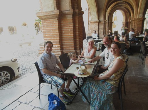 Montauban lunch