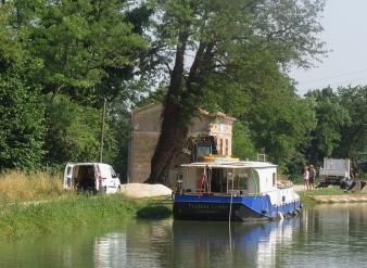 Montech canal lock 7