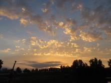Sapiac sunset