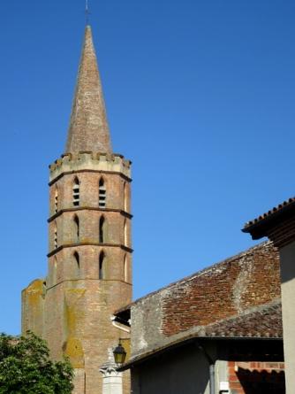St Porquier church