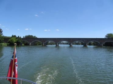 The aqueduct