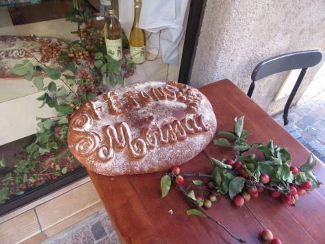 Fetons Chasselas bread