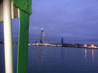 View from The Lightship