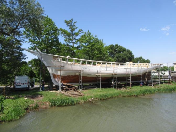 last barque de patron