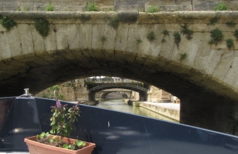 The bridges of Narbonne