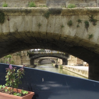 The bridges of Narbonne