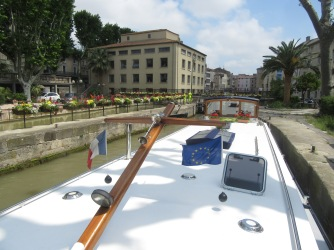 Narbonne lock