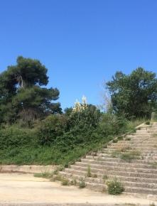 Gailhousty steps