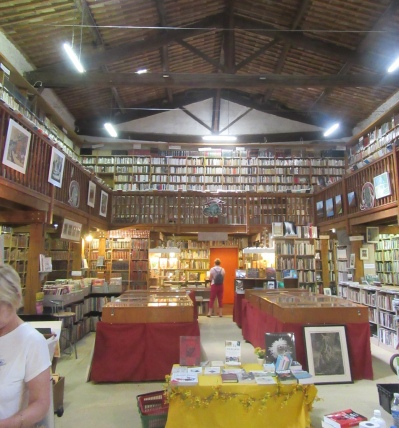 The Mammoth book warehouse