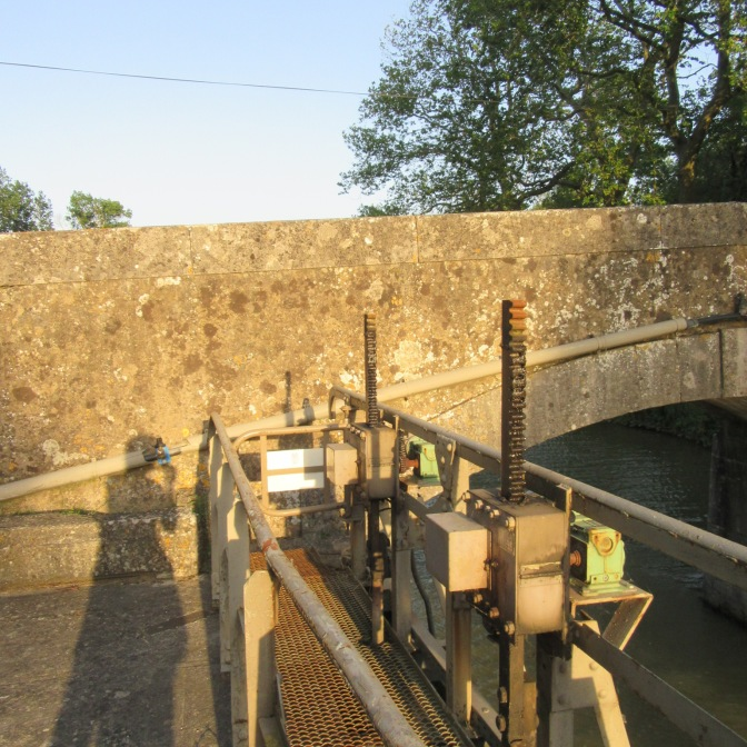 Lock workings