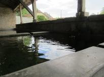 Foulain lavoir clear water