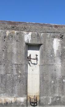 Old lock ironmongery