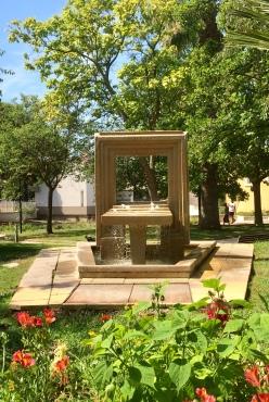 Lovely art deco fountain