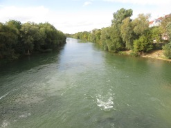 Flowing on down from Chalons