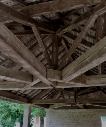Wonderful roof structure